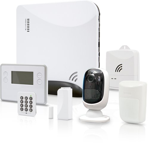 Home Alarm Equipment
